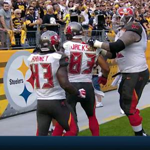Tampa Bay Buccaneers' Week 4 game-winning drive
