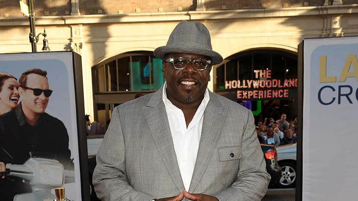 Larry Crowne LA Premiere 2011 Cedric the Entertainer