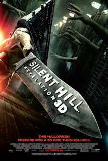 Poster of Silent Hill: Revelation