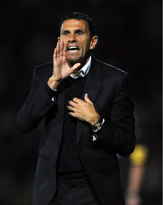 Soccer - Gus Poyet File Photo