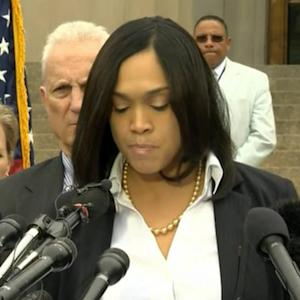 Six Officers Charged In Freddie Gray's Death