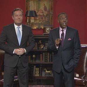 Master Tweets Theatre: Piers Morgan & Arsenio Perform Katy Perry & Chief Keef's Twitter Beef