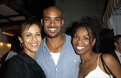Nicole Ari Parker, Boris Kodjoe, Vanessa Williams Maxim Party Toronto Film Festival - 9/12/2002