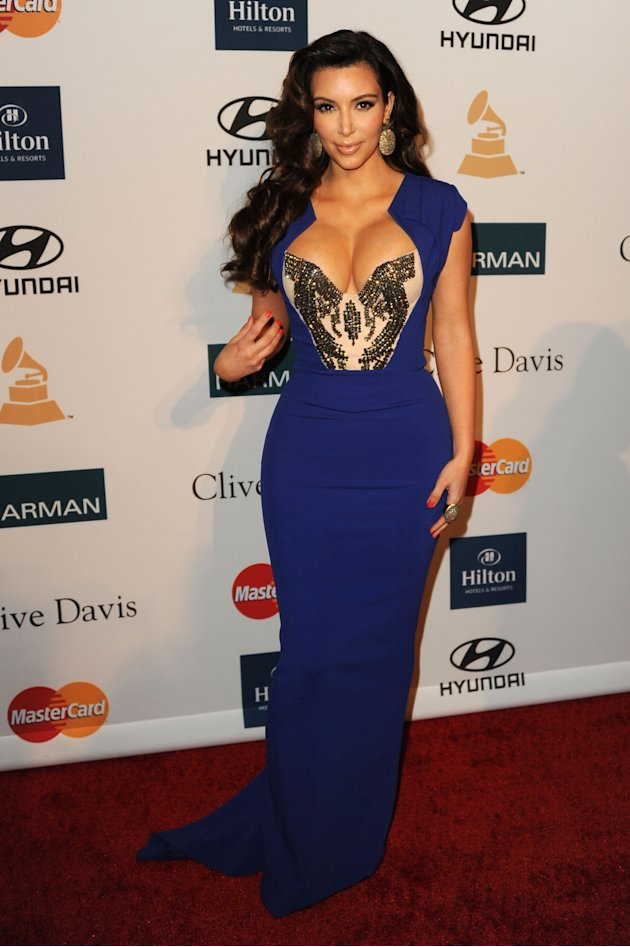Clive Davis And The Recording Academy's 2012 Pre-GRAMMY Gala And Salute To Industry Icons Honoring Richard Branson - Arrivals