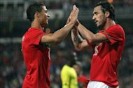 Almeida: Ronaldo is the best player in the world and Portugal can shine at Euro 2012