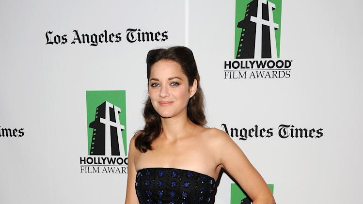 16th Annual Hollywood Film Awards Gala Presented By The Los Angeles Times - Arrivals