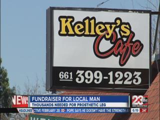 Fundraiser for local man