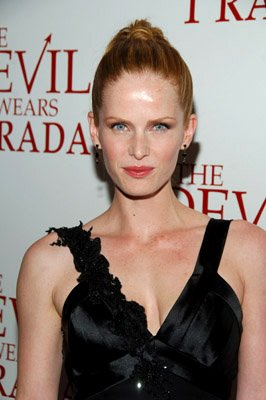 Premiere: Rebecca Mader at the NY premiere of 20th Century Fox's The Devil Wears Prada - 6/19/2006