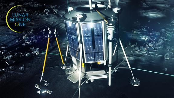 Private Moon-Drilling Mission Raises Over $1 Million via Crowdfunding