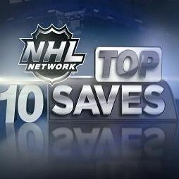NHL - Top 10 Saves 03/07/2014