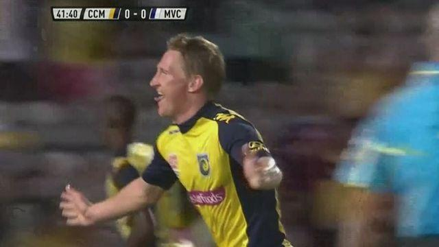 Mariners through to A-League Grand Final after beating Victory