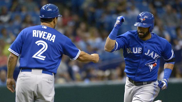 Happ helps Blue Jays beat Rays 6-2