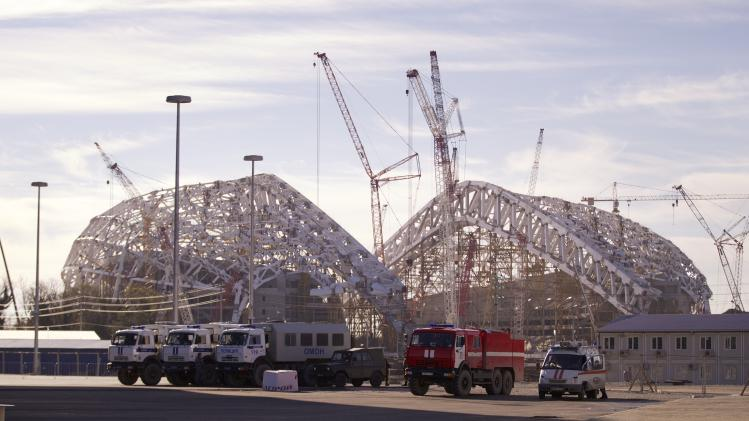 Russia faces security challenges at Sochi Olympics