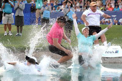 LPGA players support Paula Creamer's call for 'Women's Masters' at Augusta National
