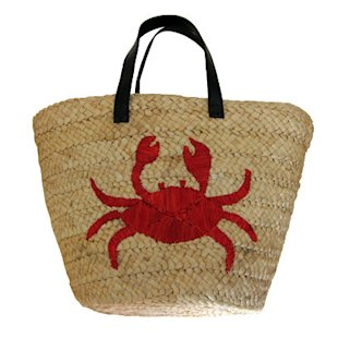 Crabby Beach Tote Felix Rey 