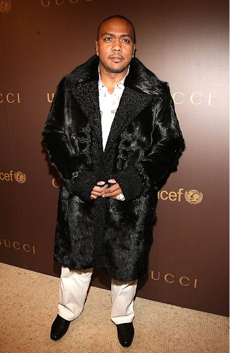 Timbaland Gucci Unicef Evnt