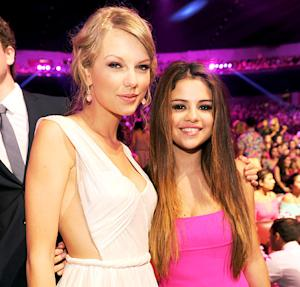 Taylor Swift Sent Selena Gomez a Video of Herself Dancing to New Album