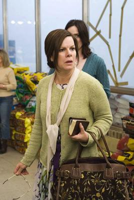 Marcia Gay Harden in Dimension Films' Stephen King's The Mist