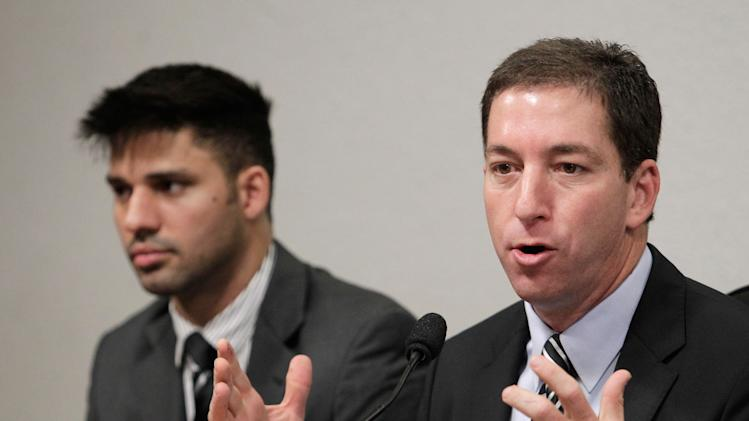 Greenwald to Brazil: Give asylum to Snowden