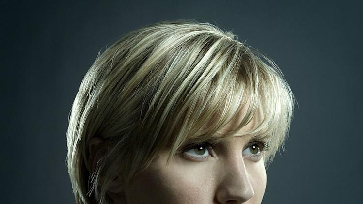 "Katee Sackhoff stars as Kara ""Starbuck"" Thrace in Battlestar Galactica on the SciFi Channel."
