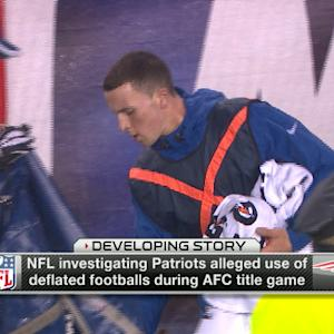 NFL to be patient with deflation investigation