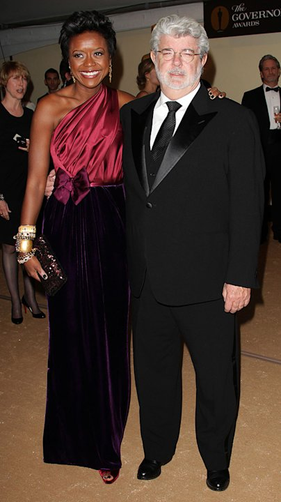 2nd Annual AMPAS Governors Awards 2010 George Lucas