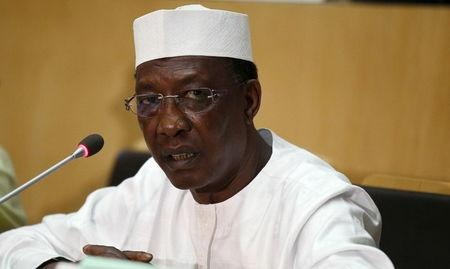 Chad president says will reintroduce constitutional term limits