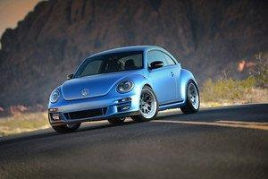 Volkswagen Performance and Heritage on Display at SEMA 2012