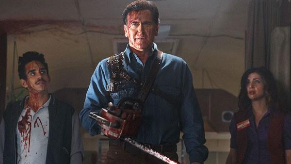 Groovy! Starz Renews Ash vs. Evil Dead for Season 2 Ahead of the Series Premiere