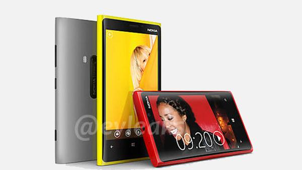 Nokia Lumia 920 Will Be Exclusive to AT&T
