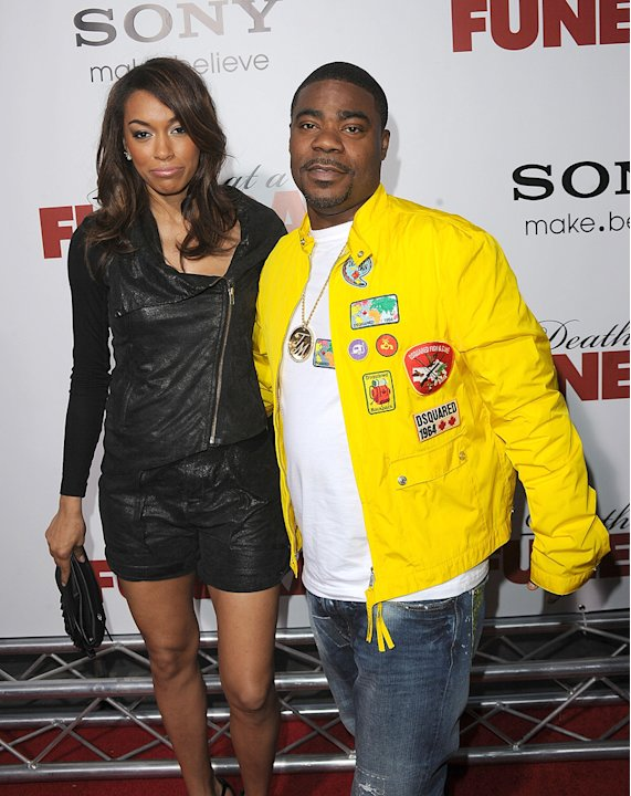 Death at a Funeral 2010 LA Premiere Tracy Morgan