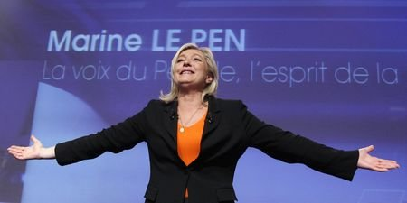 Marine Le Pen : &quot;chaque jour qui passe nous rapproche du pouvoir&quot;