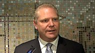 Coun. Doug Ford says that people criticizing the mayor for taking a vacation should get something better to do.
