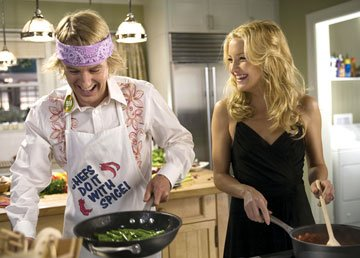 Owen Wilson and Kate Hudson in Universal Pictures' You, Me and Dupree
