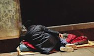 Charities: Budget Cuts Will Hurt The Homeless