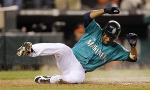 Wells leads Mariners past Orioles 6-3