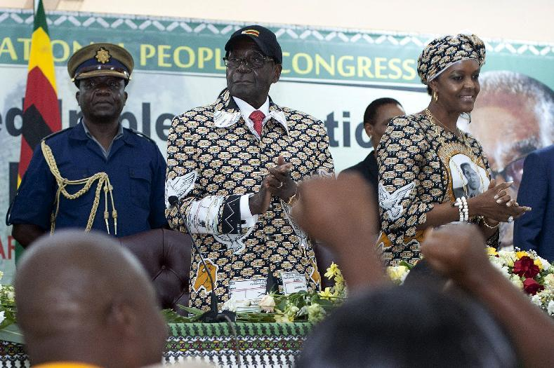 Mugabe fires more cabinet ministers