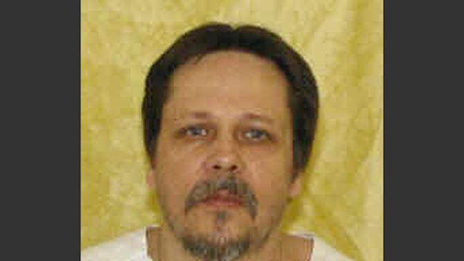 """FILE - This undated file photo provided by the Ohio Department of Rehabilitation and Correction shows Dennis McGuire. In Ohio, in January 2014, McGuire took 26 minutes to die after a previously untested mix of chemicals began flowing into his body, gasping repeatedly as he lay on a gurney. There's one big reason why the United States has a dearth of execution drugs so acute that some states are considering solutions such as firing squads and gas chambers: Europe's fierce hostility to capital punishment. The phenomenon started nine years ago when the EU banned the export of products used for execution, citing its goal to be the """"leading institutional actor and largest donor to the fight against the death penalty."""" (AP Photo/Ohio Department of Rehabilitation and Correction, File)"""