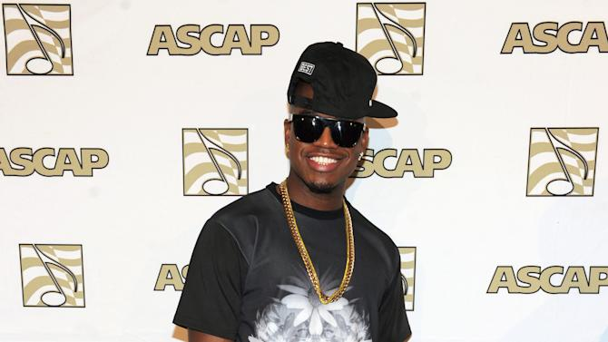 IMAGE DISTRIBUTED FOR ASCAP - Ne-Yo poses backstage at the 26th Annual ASCAP Rhythm & Soul Music Awards on Thursday, June 27, 2013, in Beverly Hills, Calif. (Photo by Frank Micelotta/Invision for ASCAP/AP Images)