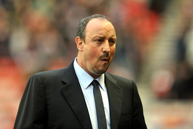 Rafael Benitez admits Chelsea have to get used to the 'GoalRef' balls