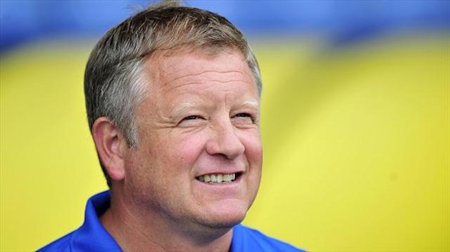 Chris Wilder revealed there were a number of gloomy faces in the Oxford dressing room