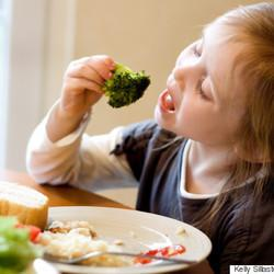 Want Kids To Eat Healthy? Make Their Meals More Like McDonald's