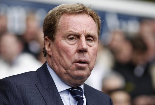Redknapp is adamant he hasn't held any talks with the Russians at this stage