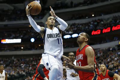 NBA schedule and results: Mavericks snap Pelicans' winning streak