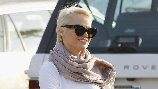 Pam Anderson Back to Blonde