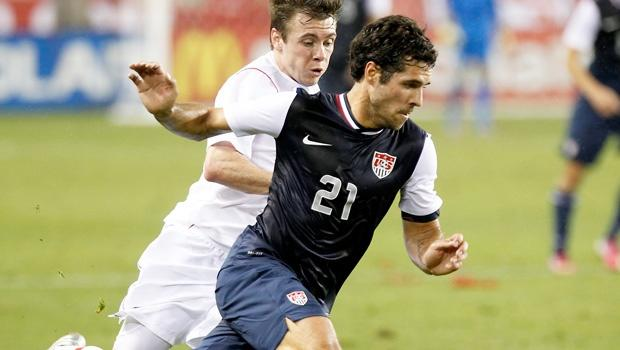 Feilhaber finally joins up with SKC, didn't expect US call