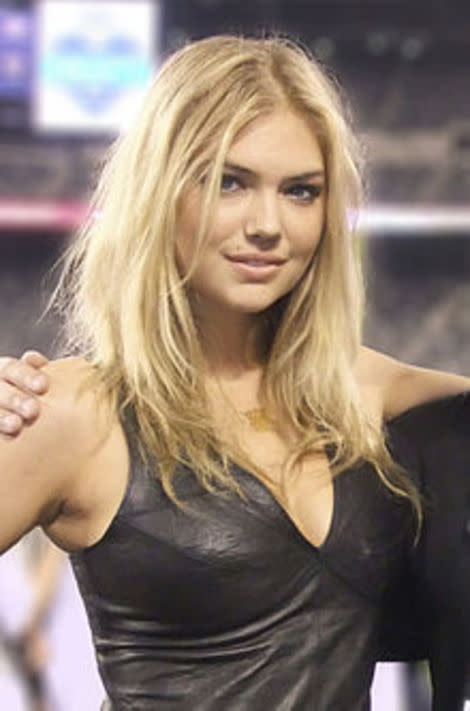 Move Over Gisele Bundchen, Because Kate Upton is Hottest