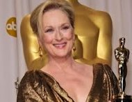 Meryl Streep Thanks Her Friends