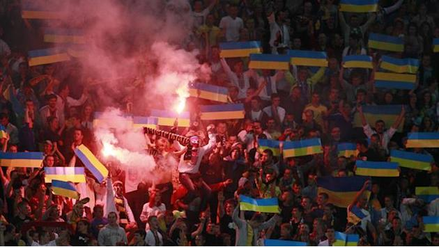 World Cup - Ukraine could be docked points as FIFA launch racism inquiry