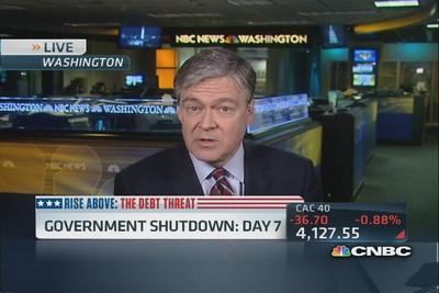Debt ceiling deadline looms